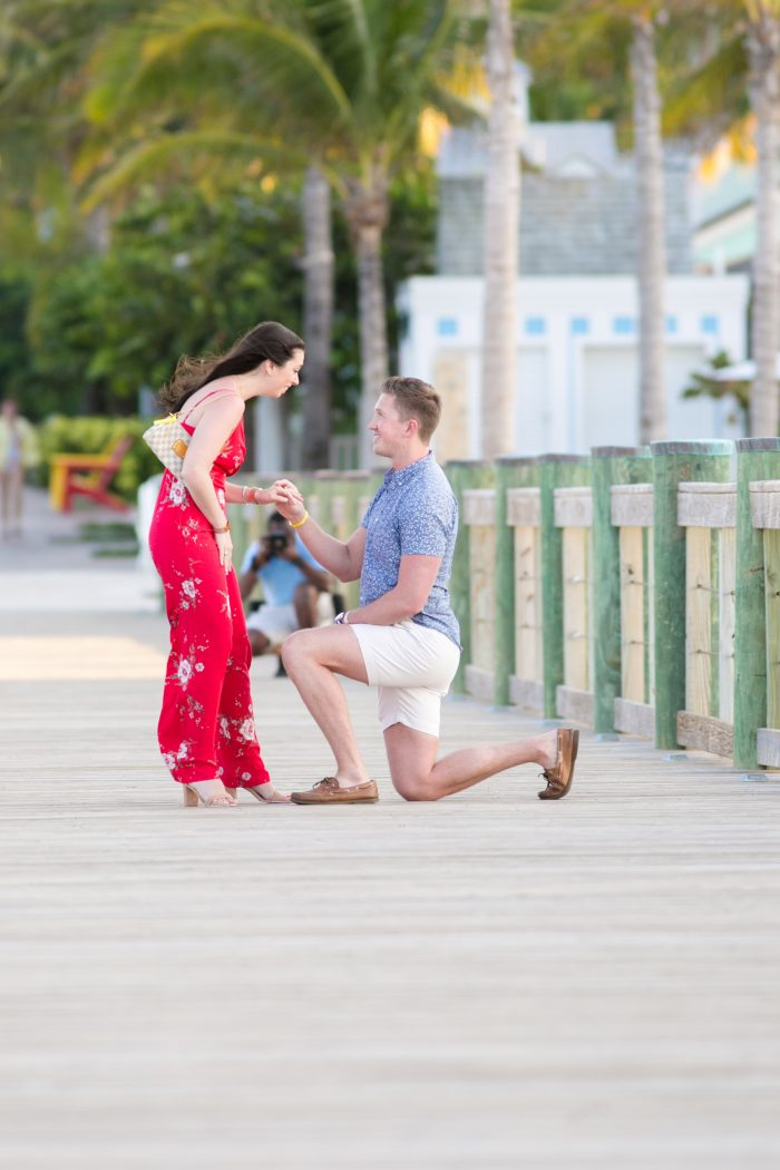 Marriage Proposal Ideas in Nassau, Bahamas
