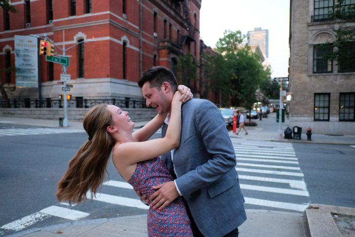 Wedding Proposal Ideas in Upper East Side NYC