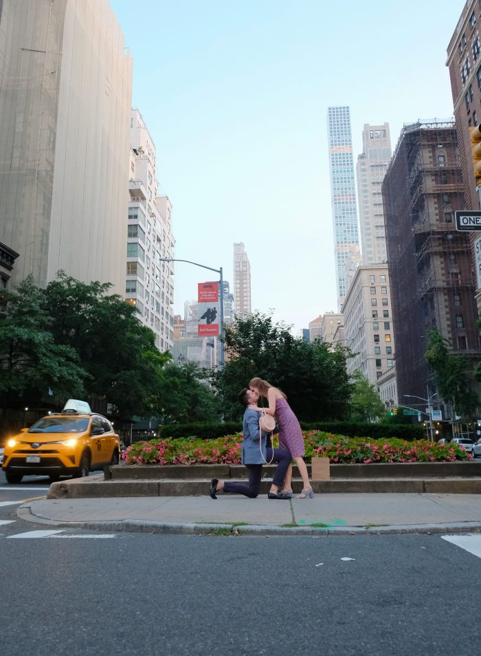 Where to Propose in Upper East Side NYC