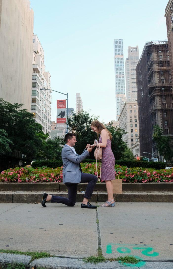 Proposal Ideas Upper East Side NYC