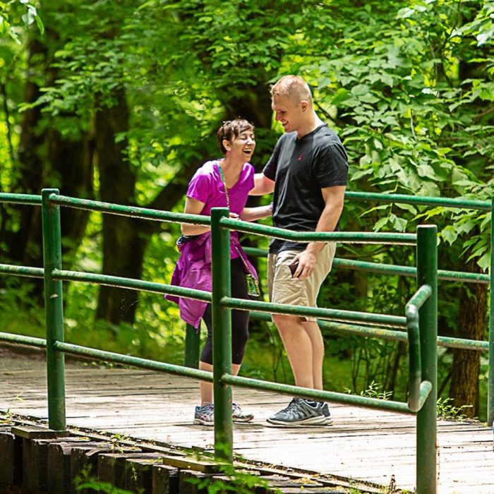 Wedding Proposal Ideas in Roaring Run Park. The site of our first date.