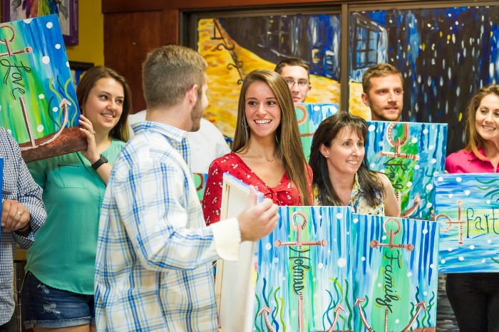 Proposal Ideas Painting With A Twist in Trinity,Florida