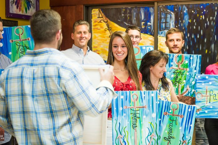 Where to Propose in Painting With A Twist in Trinity,Florida