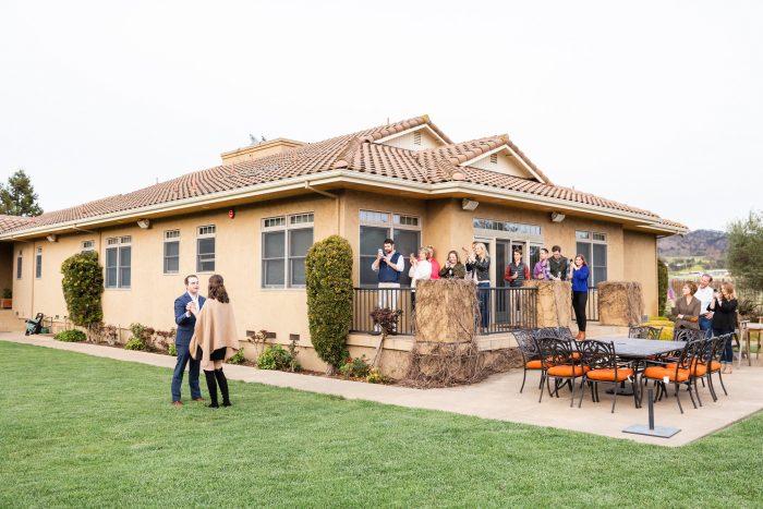 Wedding Proposal Ideas in Sonoma, California