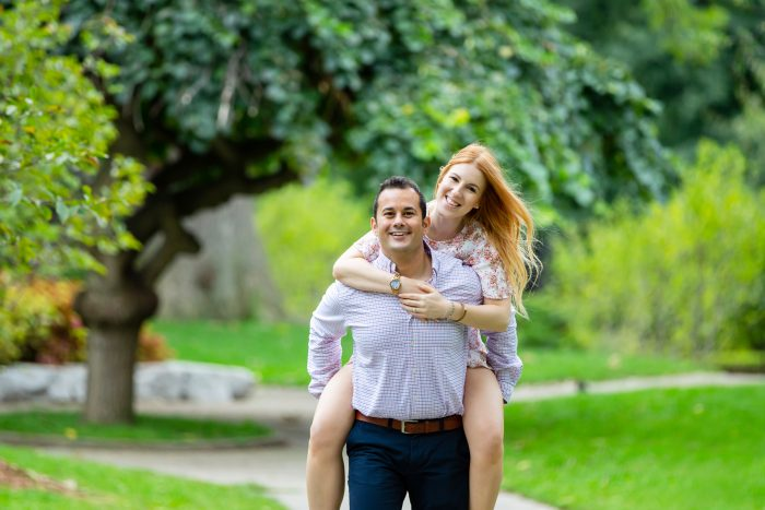 Marriage Proposal Ideas in High Park, Toronto, ON