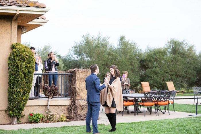 Engagement Proposal Ideas in Sonoma, California