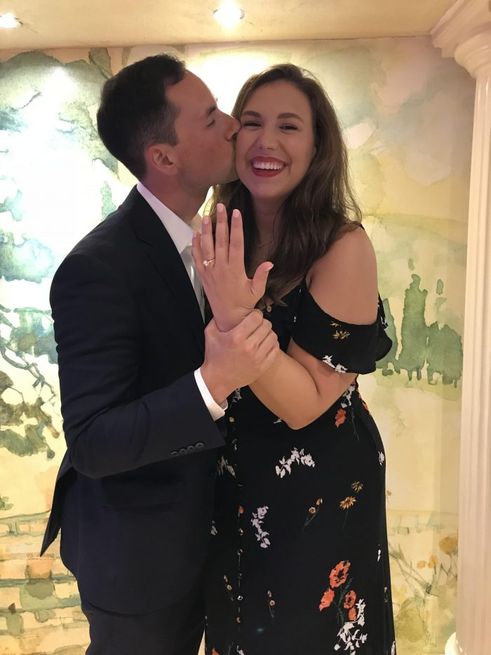 Wedding Proposal Ideas in On a Carnival Cruise in the middle of the Caribbean