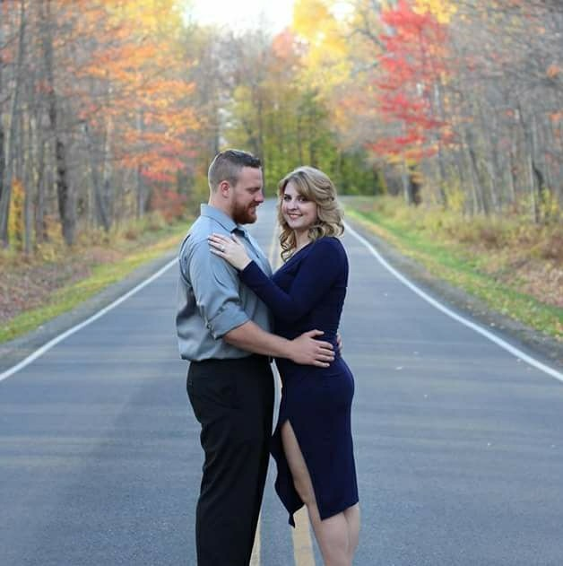 Jessica and Keith's Engagement in Kinzua Bridge State Park