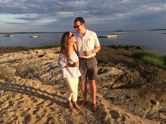 Marriage Proposal Ideas in Catholic University (where we met!)