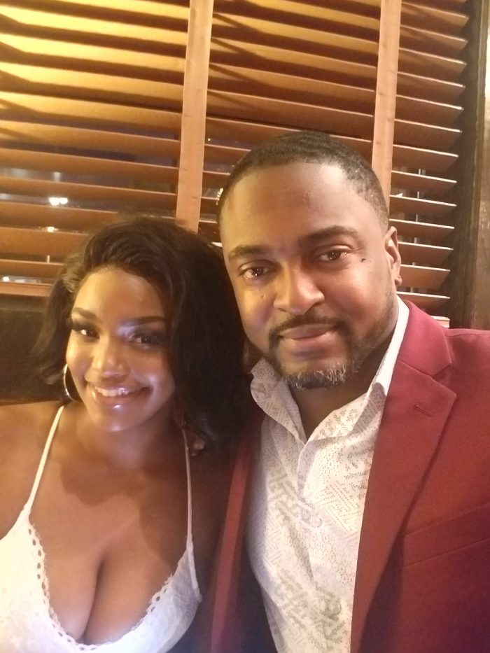 Myiesha and Jimmy's Engagement in Beyonce Concert / Houston,TX