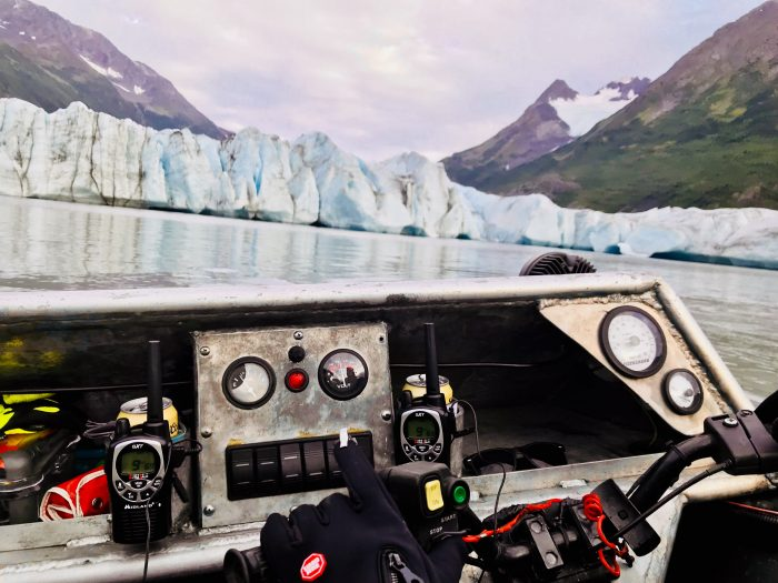 Marriage Proposal Ideas in Spencer Glacier Girdwood, Alaska