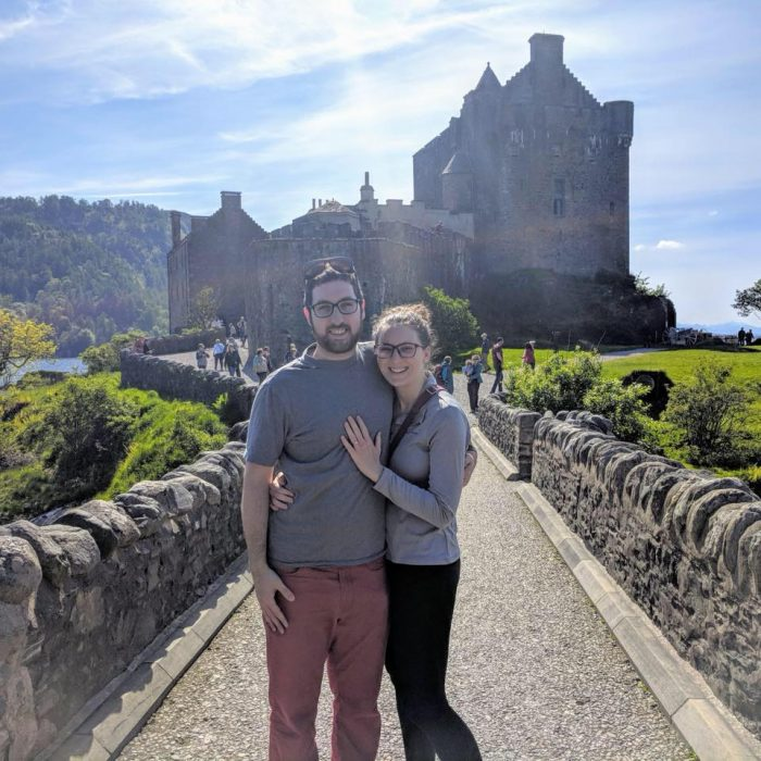 Engagement Proposal Ideas in Isle of Skye, Scotland