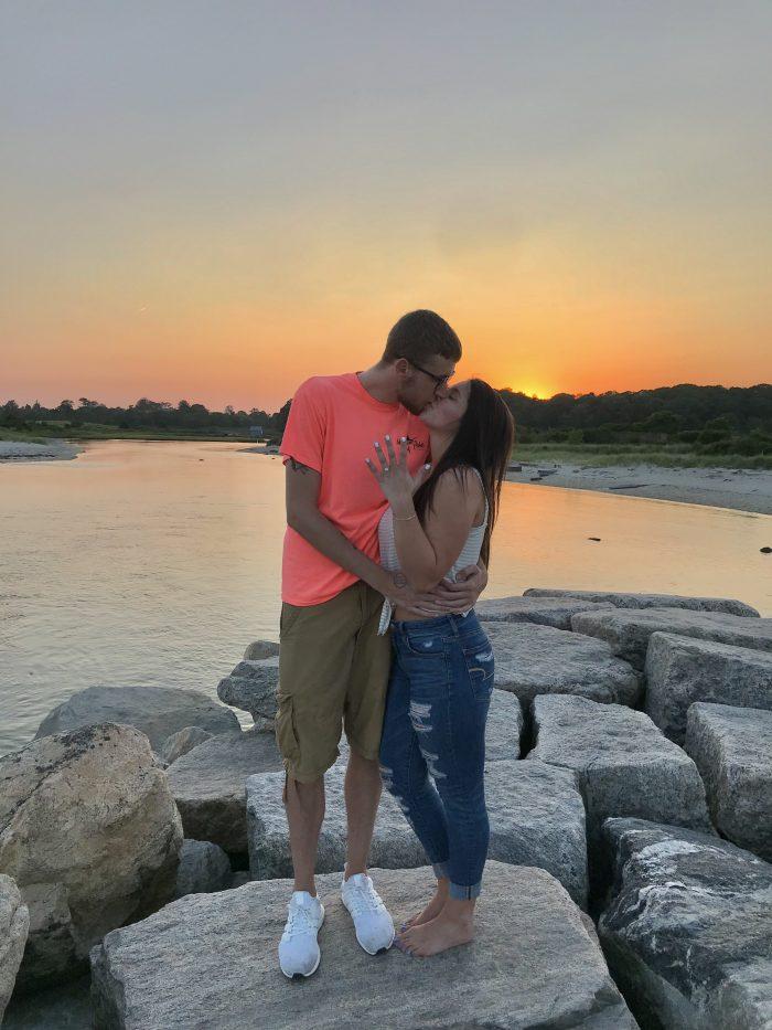 Wedding Proposal Ideas in Ocean Beach Park New London Connecticut