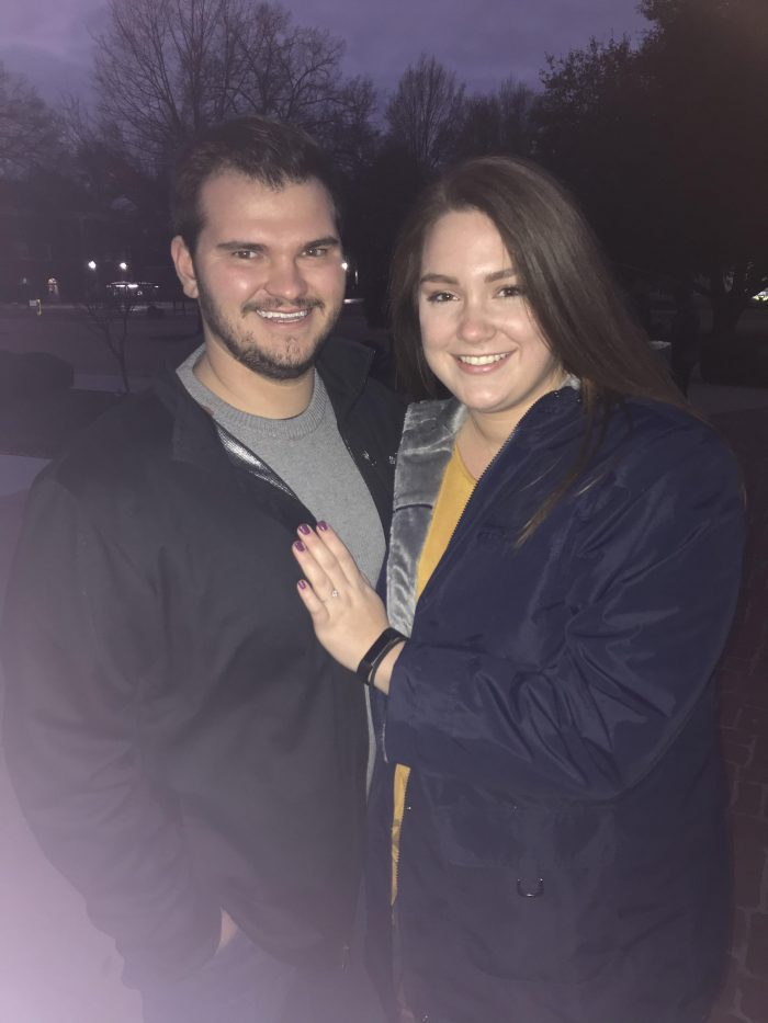 Marriage Proposal Ideas in University of Central Arkansas