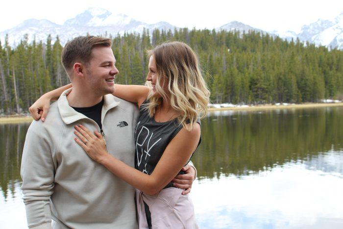 Engagement Proposal Ideas in Estes Park, Colorado