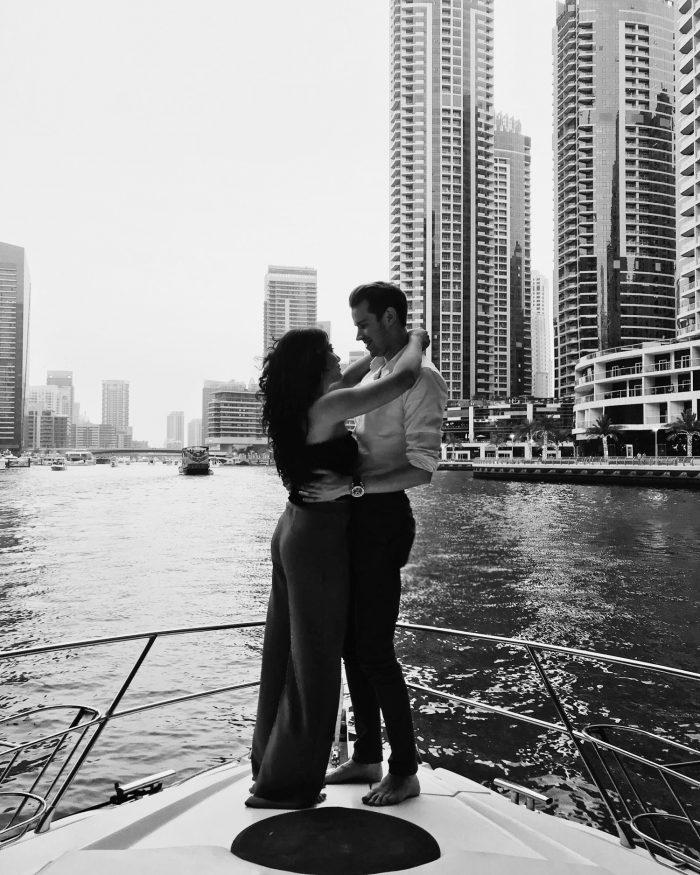 Shadan's Proposal in Dubai