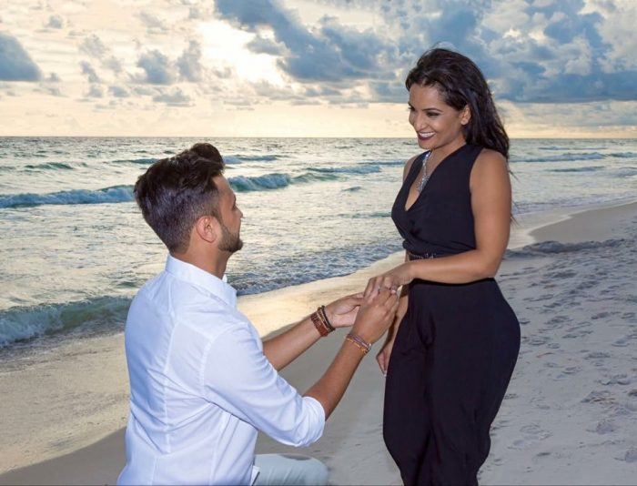 Marriage Proposal Ideas in Panama City Beach
