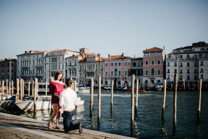 Proposal Ideas Venice, Italy