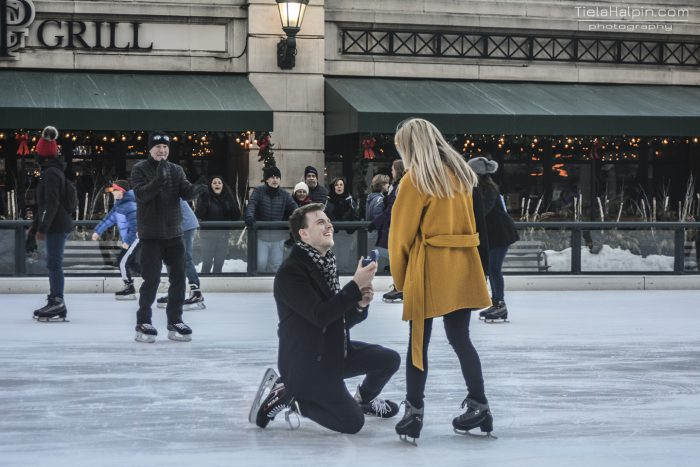 Engagement Proposal Ideas in Chicago
