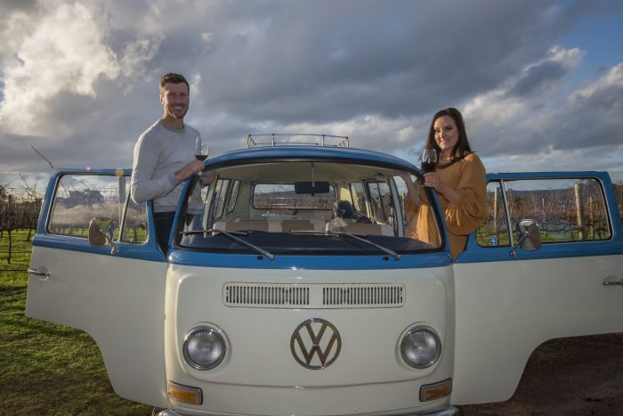 Lauren and Dwayne's Engagement in Margaret River, Western Australia