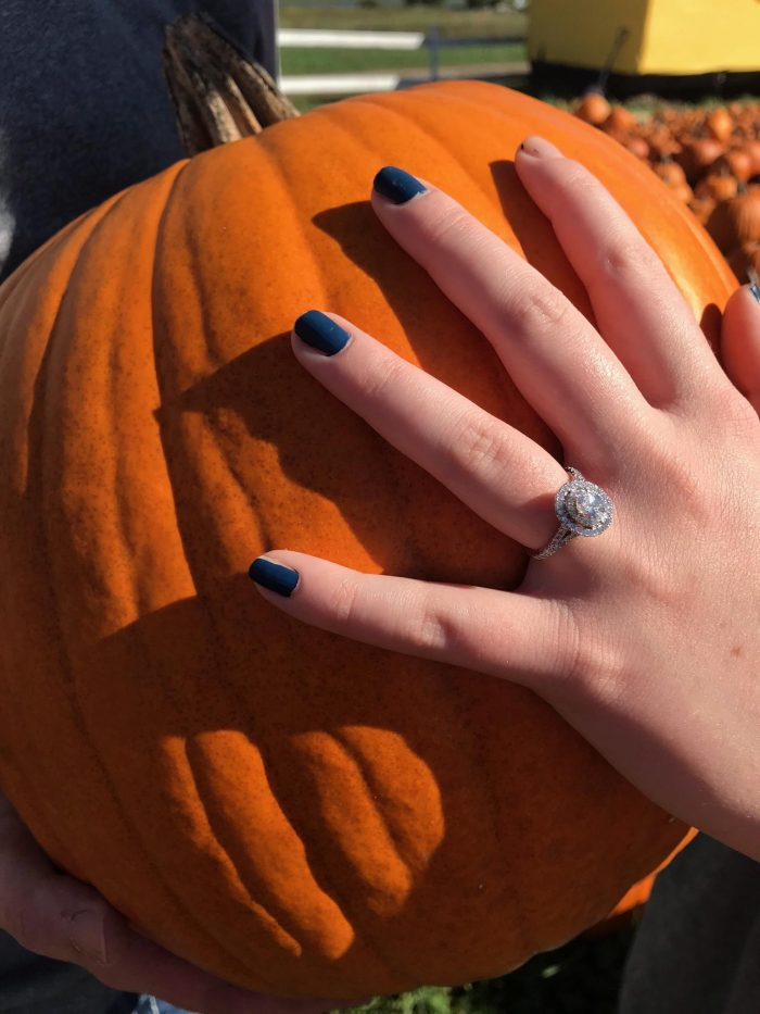 Marriage Proposal Ideas in Shucks Corn Maze and Pumpkin Patch