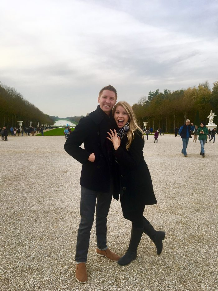 Where to Propose in Paris