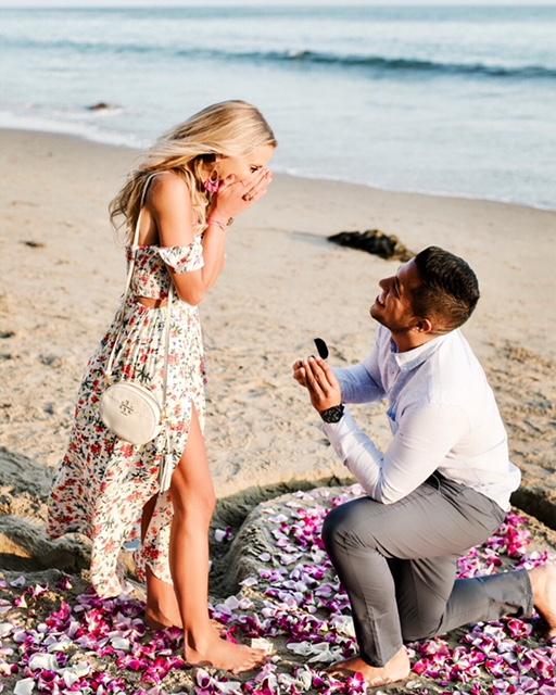 Engagement Proposal Ideas in Santa Barbara, CA