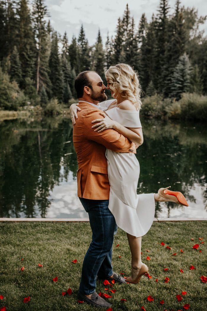 Lauren's Proposal in Aspen, Colorado
