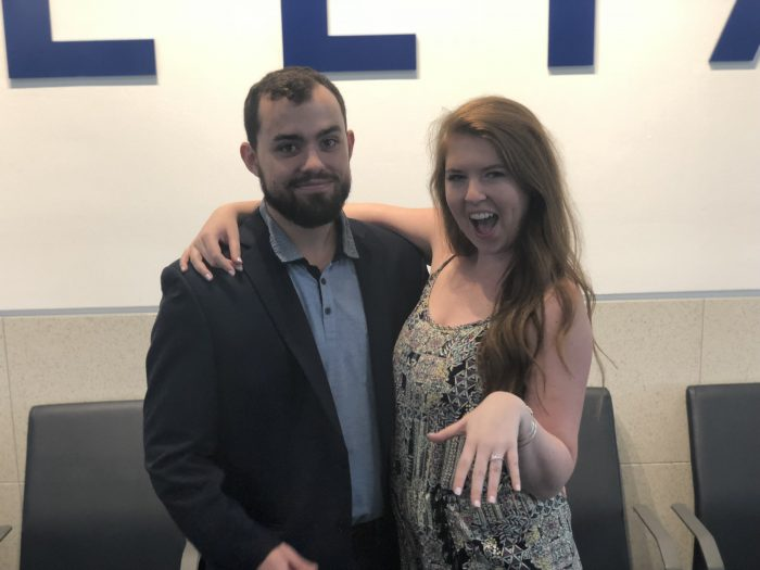 Where to Propose in Atlanta Airport