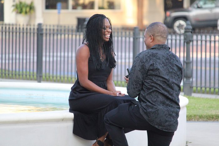 Wedding Proposal Ideas in Thomasville, GA