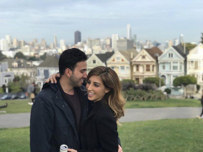 Ashley and Cameron's Engagement in Malibu, California