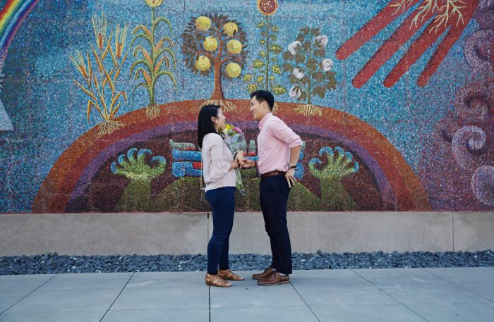 Joshua's Proposal in Dallas, TX