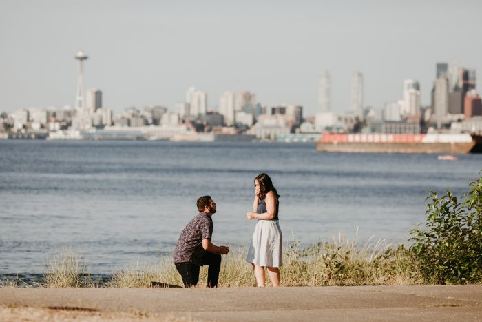 Molly's Proposal in Seattle, WA