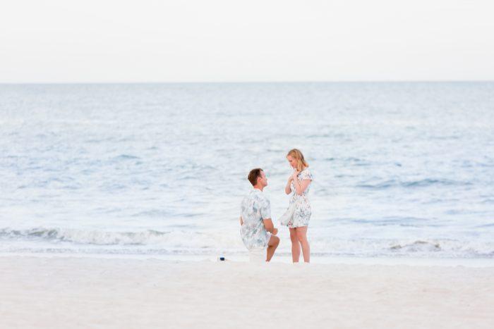 Where to Propose in Amelia Island, Florida