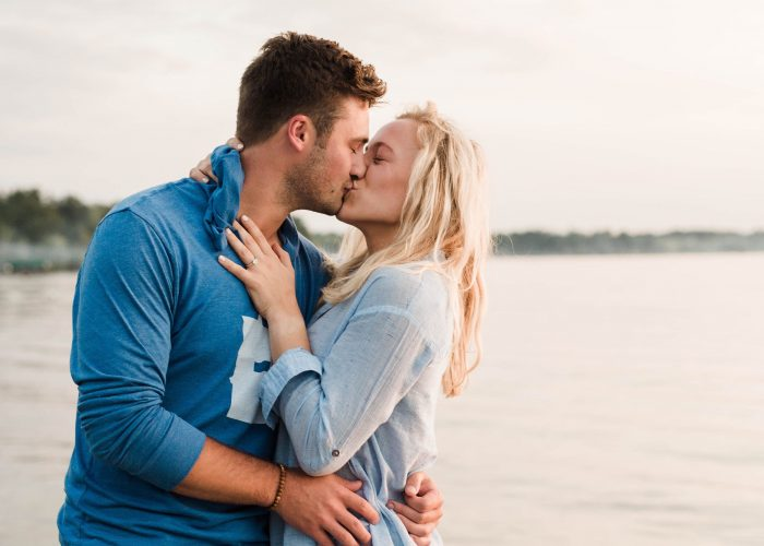 Engagement Proposal Ideas in Farm Island Lake, Aitkin, MN