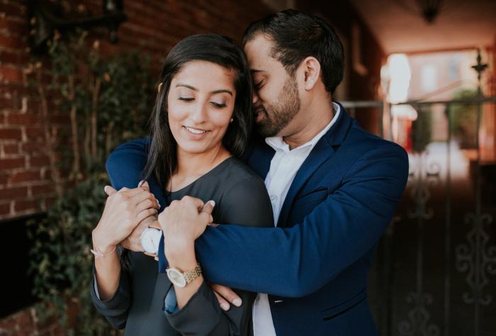Nita and Jaimin's Engagement in Orlando, FL