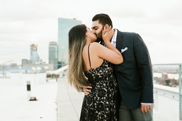 Proposal Ideas W Hotel Boston- Rooftop