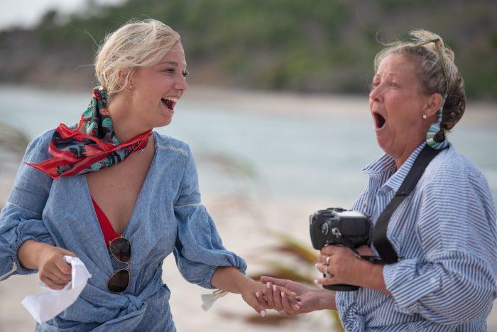 Wedding Proposal Ideas in Sandy Spit, British Virgin Islands