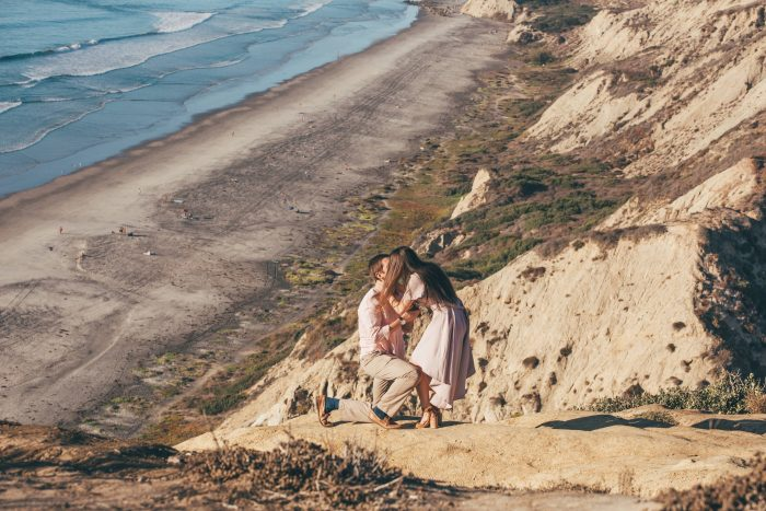Where to Propose in Torrey Pines Gliderport, San Diego, CA