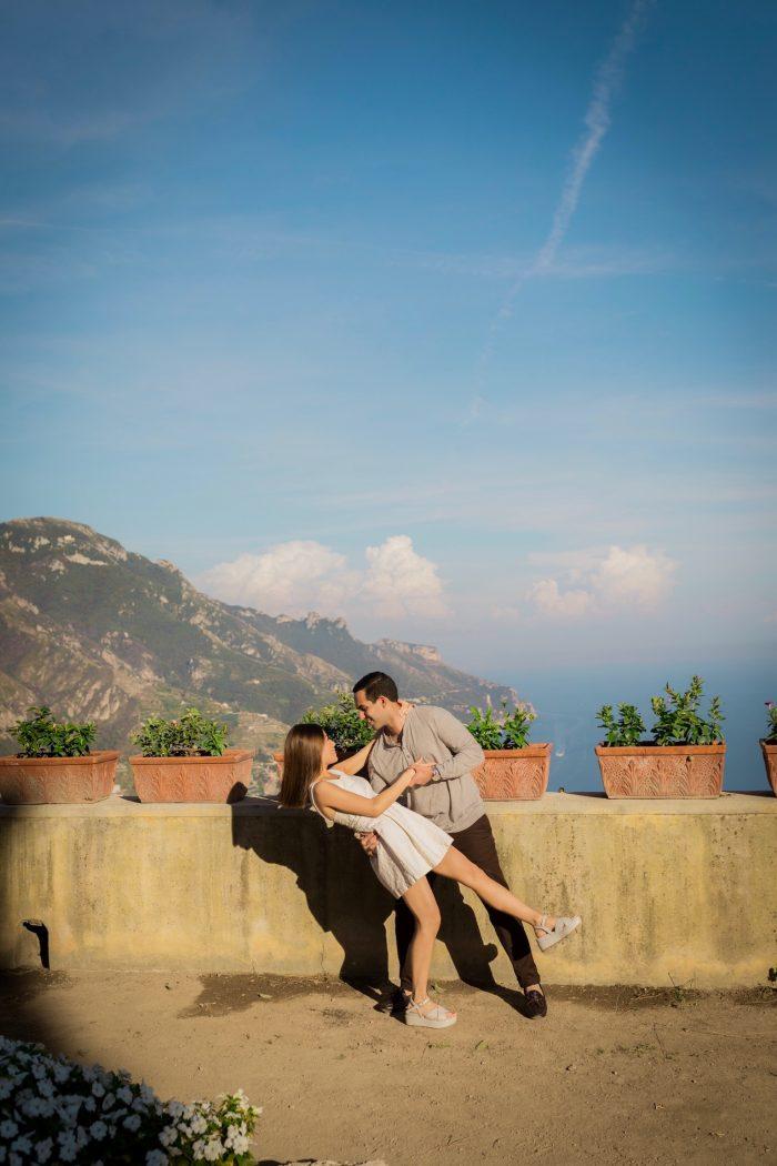 Marriage Proposal Ideas in Ravello, Amalfi Coast, Italy