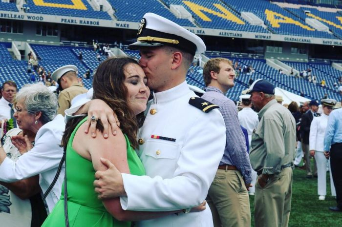 Wedding Proposal Ideas in United State Naval Academy, Annapolis, MD