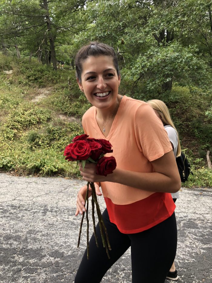 Marriage Proposal Ideas in Bear Mountain National Park