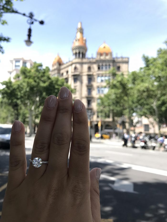 Where to Propose in Barcelona, Spain