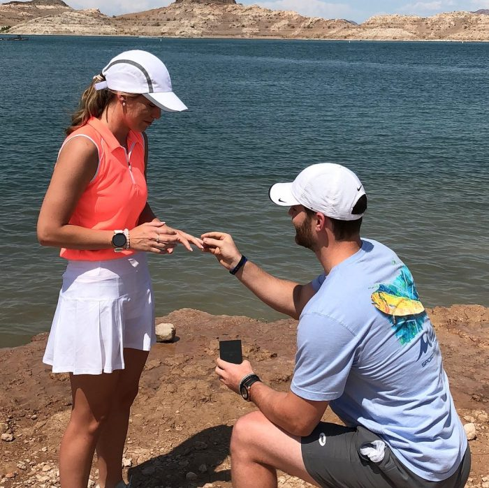 Wedding Proposal Ideas in Lake Mead, NV
