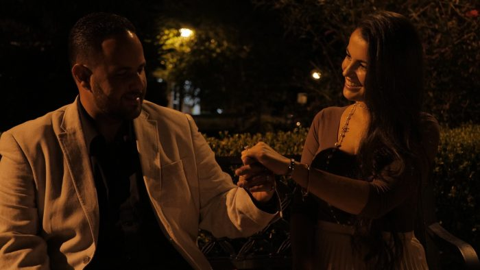 Vanessa and Breno's Engagement in Saddle River Inn