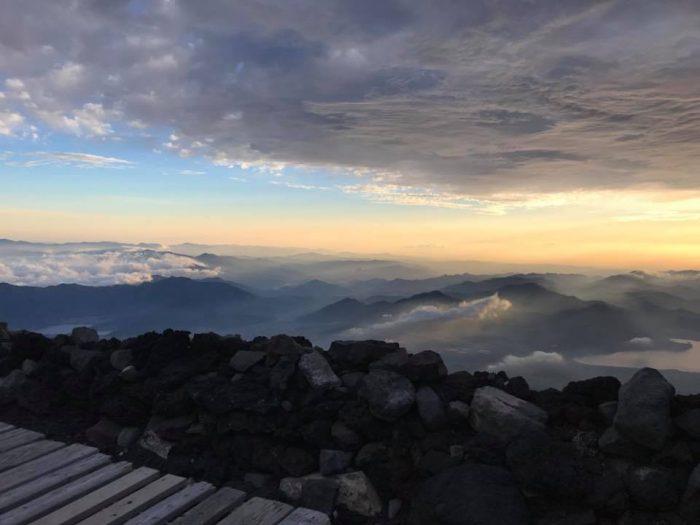 Marriage Proposal Ideas in Mount Fuji, Japan