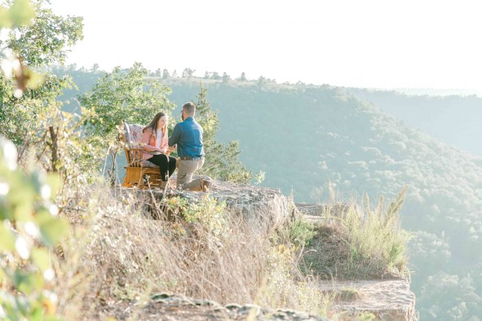 Where to Propose in Greers Ferry Lake, Arkansas