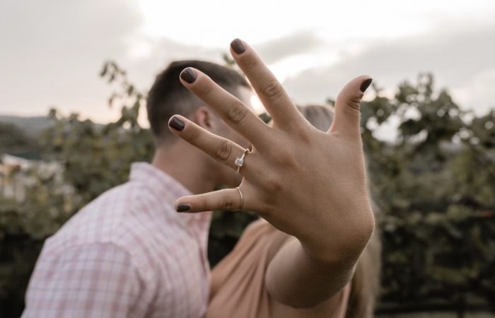 Marriage Proposal Ideas in Arrington Vinyard - Nashville Tennessee