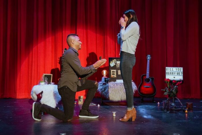 Shiany's Proposal in Upland, CA