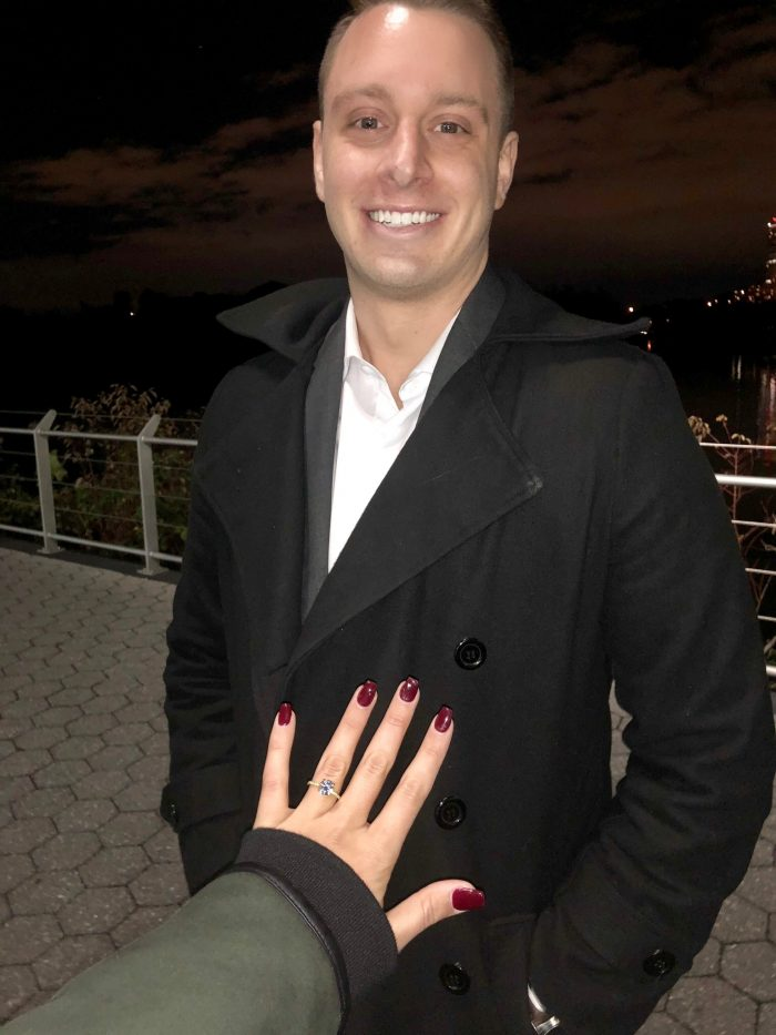 Marriage Proposal Ideas in Georgetown waterfront D.C
